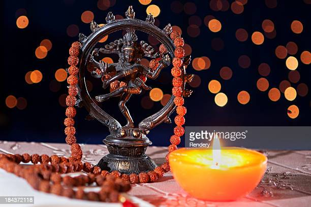 Nataraja Hinduismus symbol