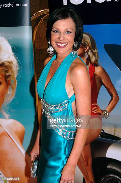 Natarsha Belling arrives at the Westin Hotel for the St Tropez Beach Party to raise funds for the Children's Hospital at Westmead on March 22 2007 in...