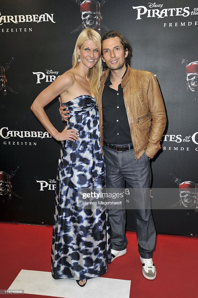 Natascha Gruen and Qurin Berg attend the Germany Premiere of 'Pirates Of The Caribbean: On Stranger Tides' at the Mathaeser Filmpalast on May 16, 2011 in Munich, Germany.
