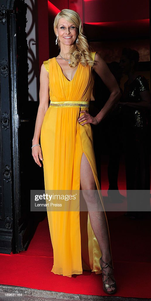 Natascha Gruen attends the Dressvegas Party at Heart Private Club on May 29, 2013 in Munich, Germany.