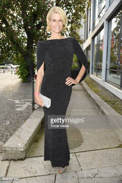 Natascha Gruen attends the Victress Awards Gala 2017 on May 8 2017 in Berlin Germany