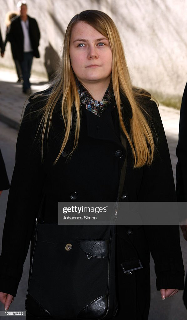 <a gi-track='captionPersonalityLinkClicked' href=/galleries/search?phrase=Natascha+Kampusch&family=editorial&specificpeople=2432790 ng-click='$event.stopPropagation()'>Natascha Kampusch</a> attends the memorial service for Bernd Eichinger at the St. Michael Kirche on February 07, 2011 in Munich, Germany. Producer Bernd Eichinger died of a heart attack in Los Angeles on January 24. Leading the Constantin Film he produced films like 'Perfume', 'Christiane F.', 'Smillas Sense of Snow' or 'Der Untergang' receiving multiple awards.