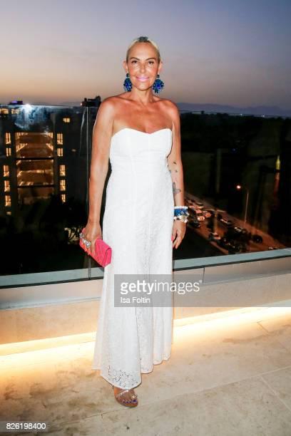 Natascha Ochsenknecht attends the Remus Lifestyle Night on August 3 2017 in Palma de Mallorca Spain