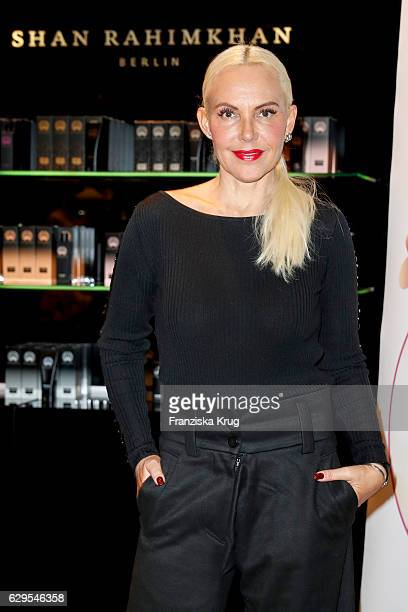 Natascha Ochsenknecht attends the Shan's Beauty Dinner on December 13 2016 in Berlin Germany