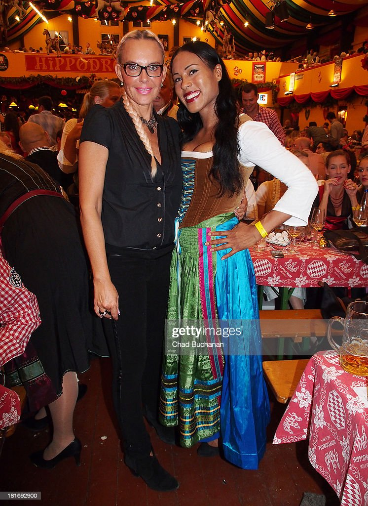 <a gi-track='captionPersonalityLinkClicked' href=/galleries/search?phrase=Natascha+Ochsenknecht&family=editorial&specificpeople=628929 ng-click='$event.stopPropagation()'>Natascha Ochsenknecht</a> (L) sighting at Theresienwiese on September 23, 2013 in Munich, Germany.