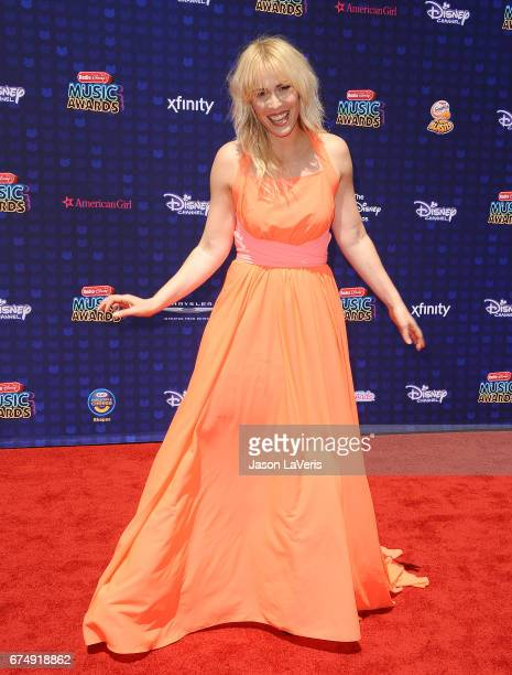 Natasha Bedingfield attends the 2017 Radio Disney Music Awards at Microsoft Theater on April 29 2017 in Los Angeles California