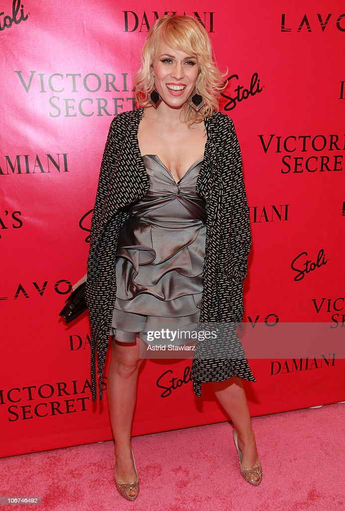 <a gi-track='captionPersonalityLinkClicked' href=/galleries/search?phrase=Natasha+Bedingfield&family=editorial&specificpeople=171728 ng-click='$event.stopPropagation()'>Natasha Bedingfield</a> attends the after party following the 2010 Victoria's Secret Fashion Show at Lavo on November 10, 2010 in New York City.