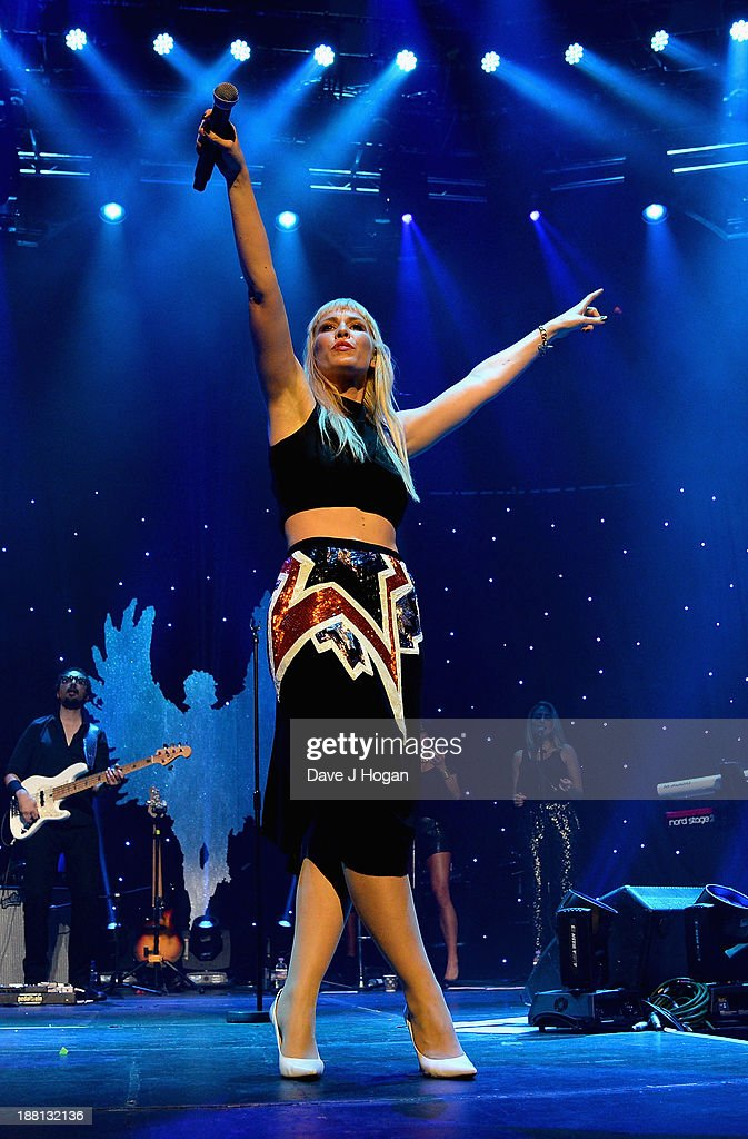 <a gi-track='captionPersonalityLinkClicked' href=/galleries/search?phrase=Natasha+Bedingfield&family=editorial&specificpeople=171728 ng-click='$event.stopPropagation()'>Natasha Bedingfield</a> performs onstage during The Global Angel Awards at the Roundhouse on November 15, 2013 in London, England.