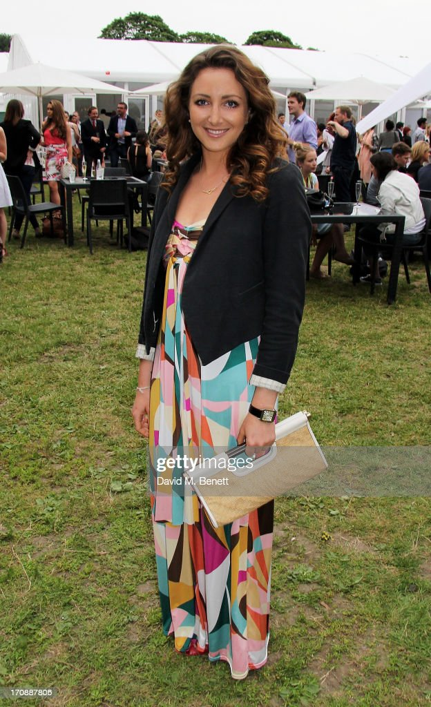 Natasha Corrett attends the VIP Preview for 'Taste of London' at Regent's Park on June 19, 2013 in London, England.