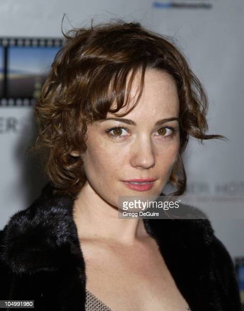 Natasha Gregson Wagner during Kevin Spacey's TriggerStreetcom Launches New Content Showcase at Las Vegas Convention Center in Las Vegas Nevada United...