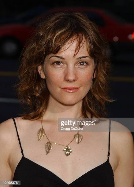 Natasha Gregson Wagner during 'Road To Perdition' Premiere Los Angeles at Academy Theatre in Beverly Hills California United States
