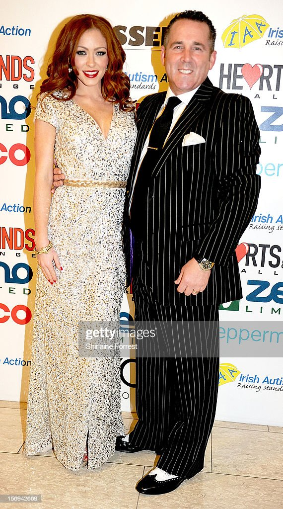 <a gi-track='captionPersonalityLinkClicked' href=/galleries/search?phrase=Natasha+Hamilton&family=editorial&specificpeople=203127 ng-click='$event.stopPropagation()'>Natasha Hamilton</a> and Cole Page attend the Hearts and Minds charity ball at Hilton Hotel on November 25, 2012 in Manchester, England.