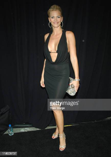 Natasha Henstridge during 2006 VH1 Rock Honors Arrivals at Mandalay Bay Hotel and Casino in Las Vegas Nevada United States