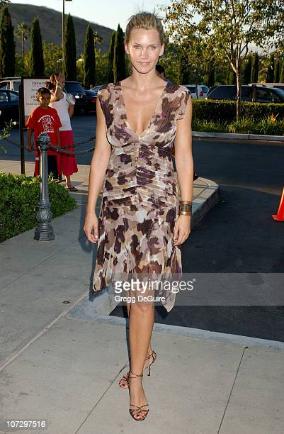 Natasha Henstridge during Lisa Rinna and Harry Hamlin Celebrate the Opening of the Second 'belle gray' Boutique Arrivals at belle gray in Calabasas...