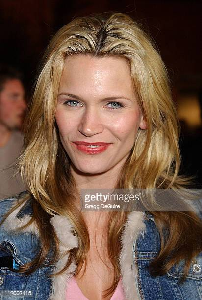 Natasha Henstridge during 'South Park's' 5th Anniversary Party at Quixote Studios in Hollywood California United States