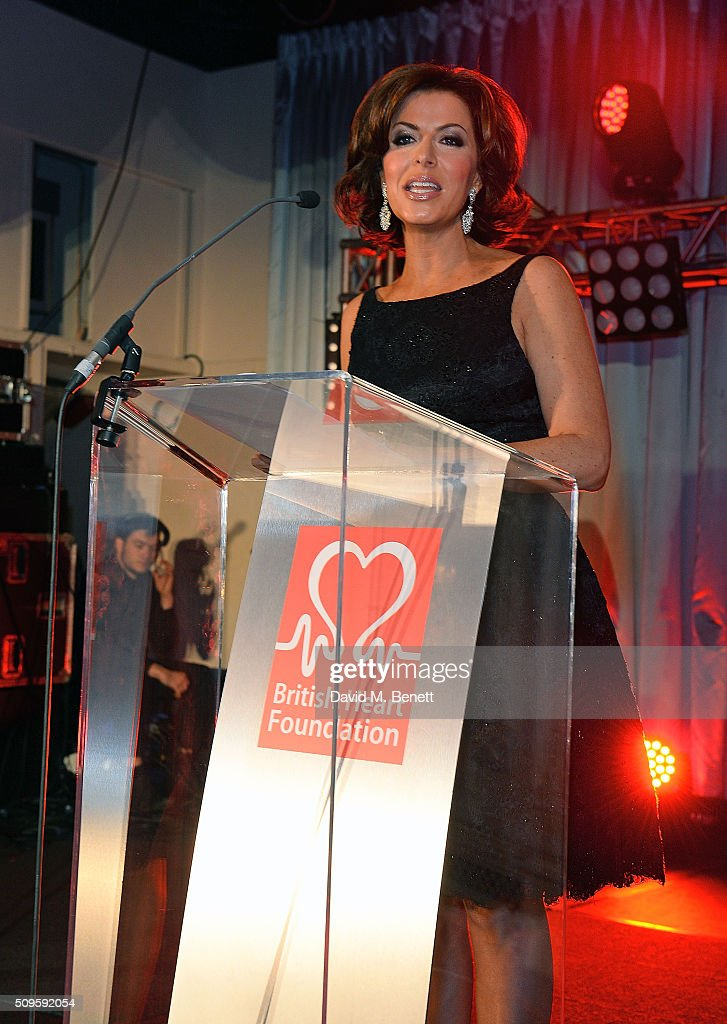 <a gi-track='captionPersonalityLinkClicked' href=/galleries/search?phrase=Natasha+Kaplinsky&family=editorial&specificpeople=211374 ng-click='$event.stopPropagation()'>Natasha Kaplinsky</a> attends a drinks reception during the British Heart Foundation: Roll Out The Red Ball at The Savoy Hotel on February 11, 2016 in London, England.
