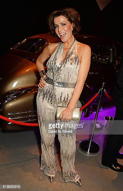 Natasha Kaplinsky attends 'A Night Of Motown' for Save The Children UK at The Roundhouse on March 3 2016 in London England