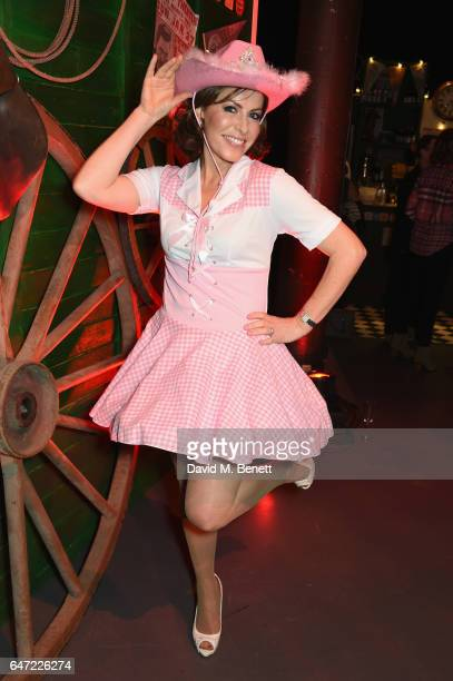 Natasha Kaplinsky attends Save The Children's A Night of Country at The Roundhouse on March 2 2017 in London England