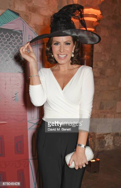 Natasha Kaplinsky attends Save The Children's Magical Winter Gala celebrating the 20th anniversary since the publication of the first of JK Rowling's...