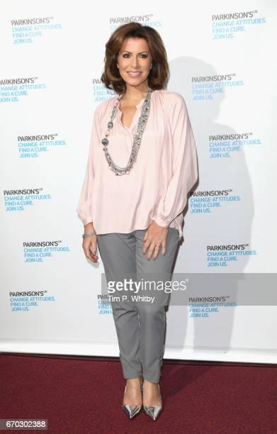 Natasha Kaplinsky attends Symfunny No2 at The Royal Albert Hall on April 19 2017 in London United Kingdom