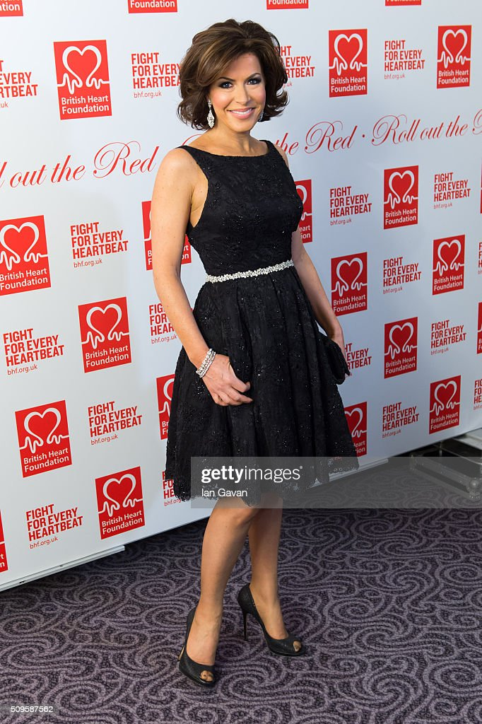 <a gi-track='captionPersonalityLinkClicked' href=/galleries/search?phrase=Natasha+Kaplinsky&family=editorial&specificpeople=211374 ng-click='$event.stopPropagation()'>Natasha Kaplinsky</a> attends the British Heart Foundation: Roll Out The Red Ball at The Savoy Hotel on February 11, 2016 in London, England.