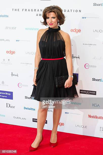 Natasha Kaplinsky attends the Fragrance Foundation Awards at The Brewery on May 12 2016 in London England