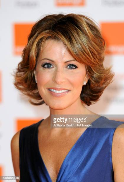 Natasha Kaplinsky attends the Orange Prize for Fiction 2012 at the Royal Festival Hall London