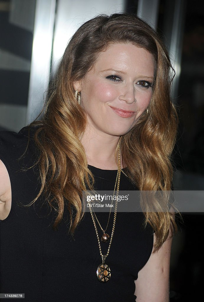 Natasha Lyonne as seen on July 23, 2013 in New York City.