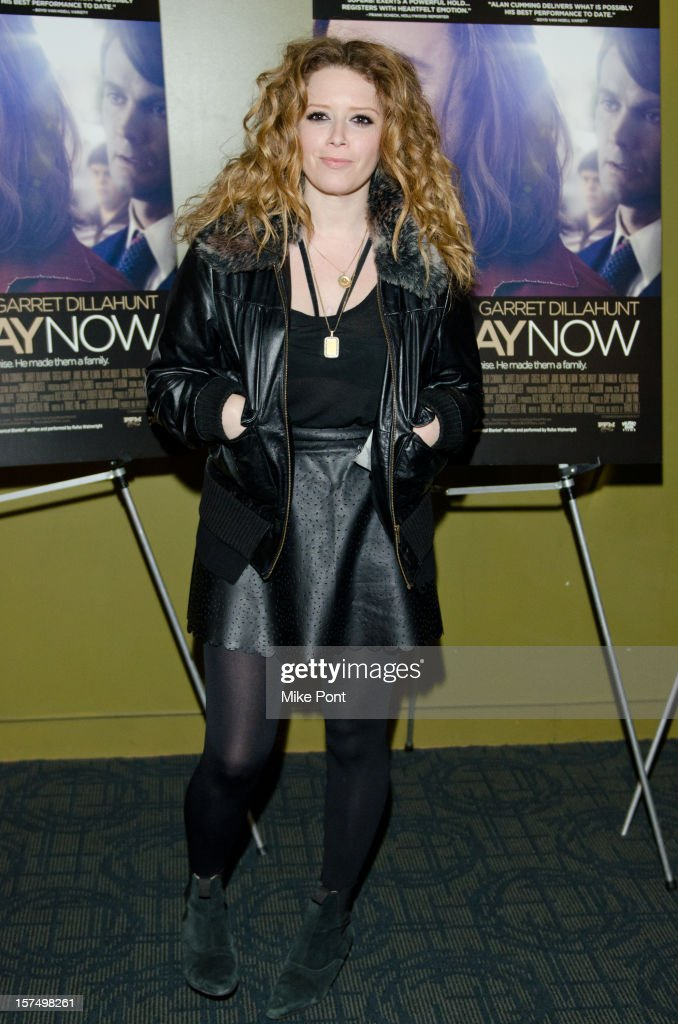 Natasha Lyonne attends the 'Any Day Now' premiere at Sunshine Landmark on December 3, 2012 in New York City.