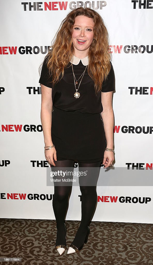 <a gi-track='captionPersonalityLinkClicked' href=/galleries/search?phrase=Natasha+Lyonne&family=editorial&specificpeople=1537481 ng-click='$event.stopPropagation()'>Natasha Lyonne</a> attends the 'Crimes Of The Heart' benefit reading for The New Group at Acorn Theatre on October 28, 2013 in New York City.