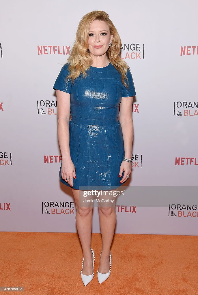 Natasha Lyonne attends the 'Orangecon' Fan Event at Skylight Clarkson SQ on June 11 2015 in New York City