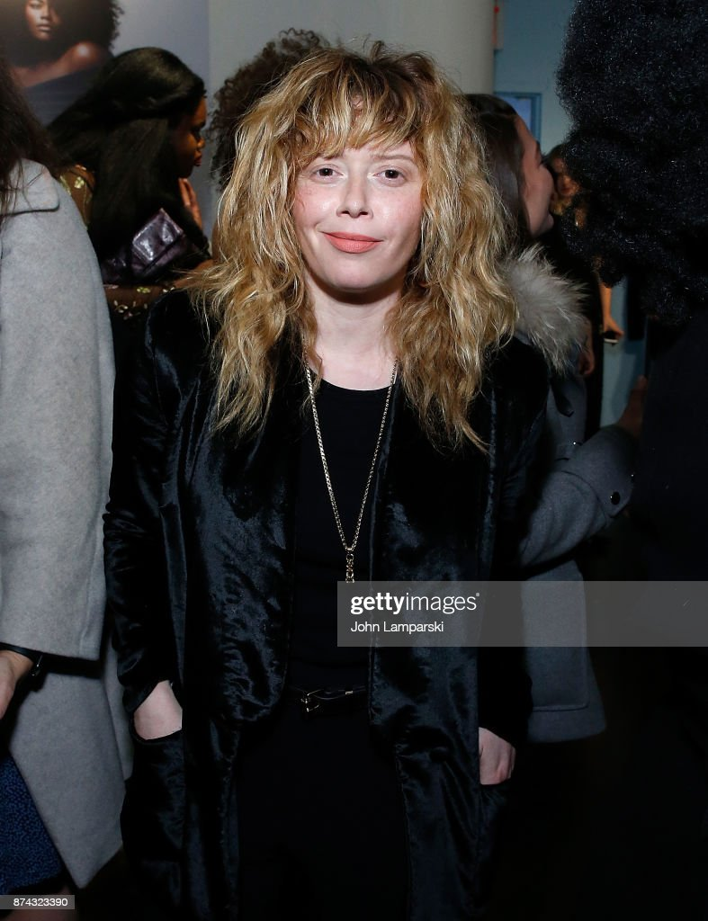 Natasha Lyonne attends the Tria Collection launch party on November 14, 2017 in New York City.