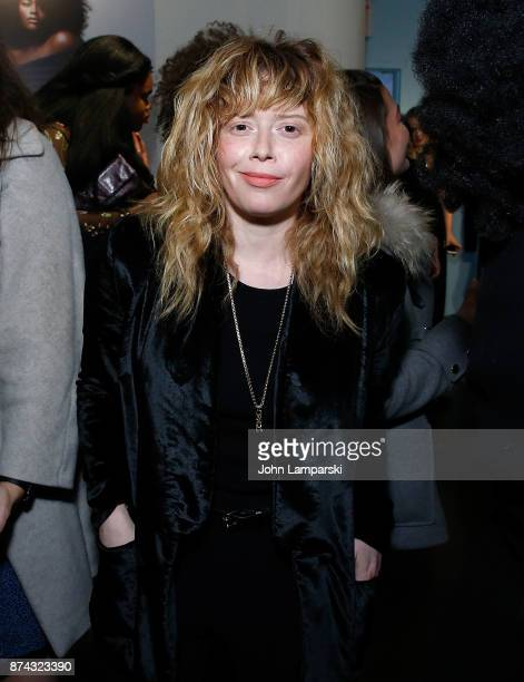 Natasha Lyonne attends the Tria Collection launch party on November 14 2017 in New York City