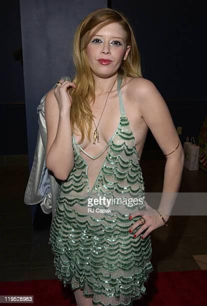 Natasha Lyonne during 'Die Mommie Die' New York Premiere at Loew's 34th Street in New York City New York United States