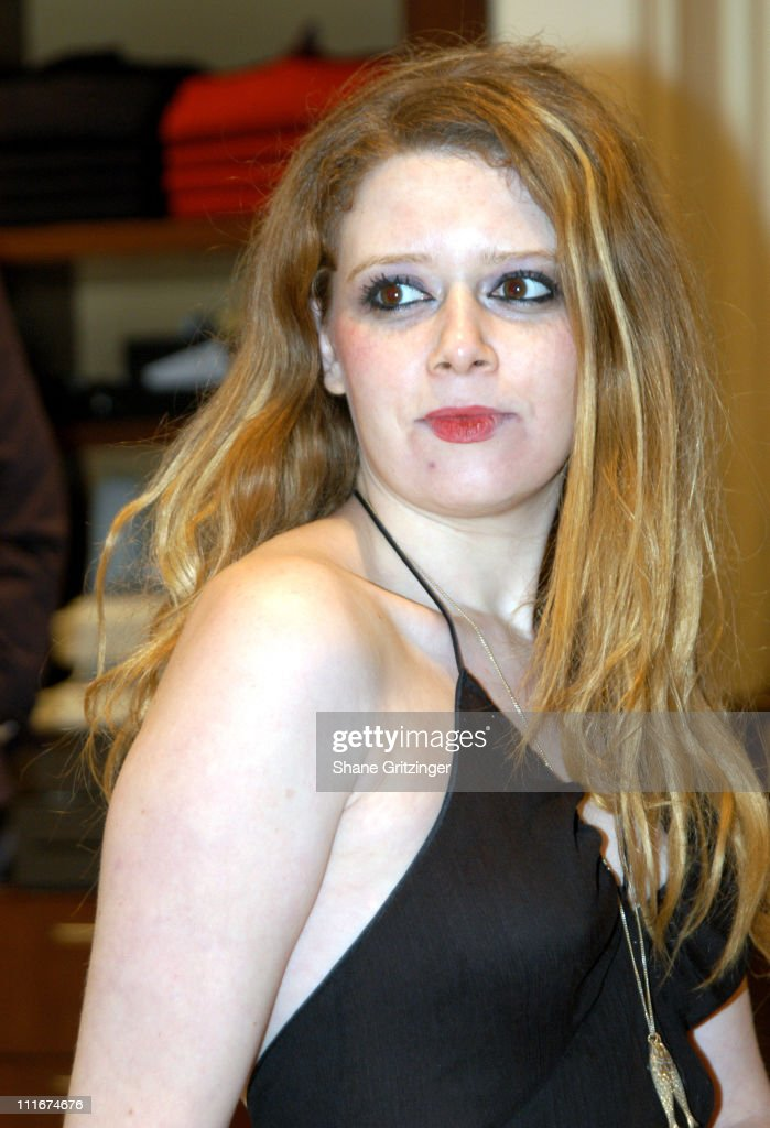 Natasha Lyonne during Fashion Rocks Launching Valentino's RED Collection Featuring a Performance by mrnorth at Bergdorf Goodman in New York City New...