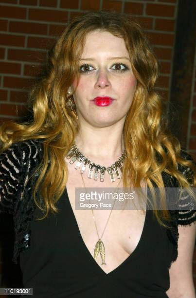 Natasha Lyonne during The MAC Aids Fund Viva Glam V After Party at Ace Gallery 275 Hudson in New York City New York United States