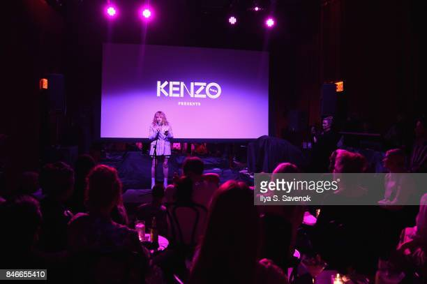 69662649b4 Natasha Lyonne speaks onstage during KENZO, Humberto Leon, Carol Lim...  News Photo - Getty Images