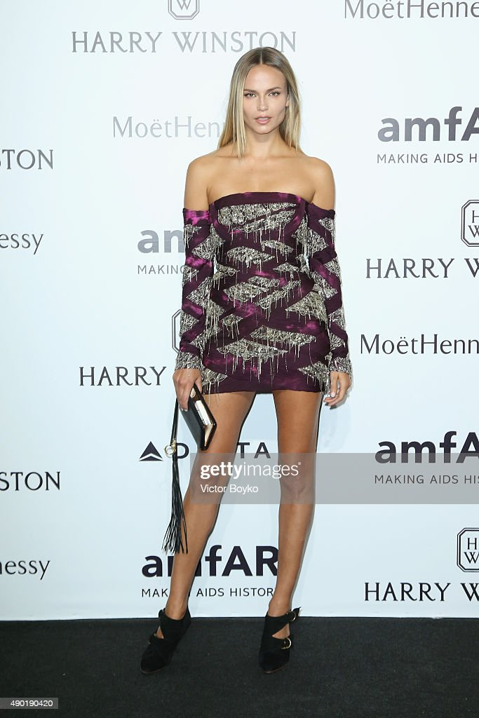 amfAR Milano 2015 - Best Of Harry Winston