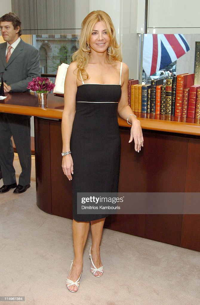 Asprey Flagship Store Event Hosted by Natasha Richardson ...