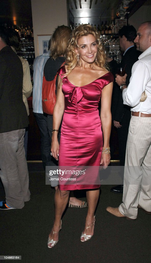 Natasha Richardson during 'Asylum' New York City Premiere After Party at Michaels in New York City New York United States