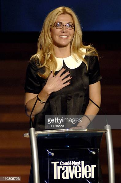 Natasha Richardson during Conde Nast Traveler 19th Annual Readers' Choice Awards Show at American Museum of Natural History in New York City New York...