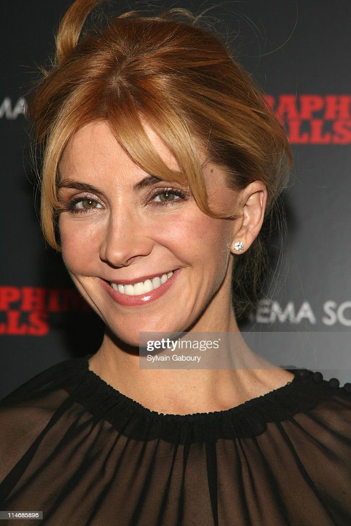 Natasha Richardson during 'Seraphim Falls' New York Screening Hosted by The Cinema Society Inside Arrivals at Tribeca Grand Hotel Grand Screening...