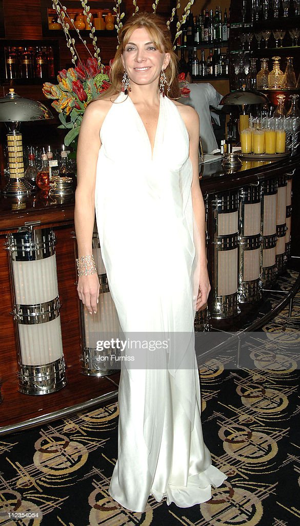 Natasha Richardson during 'The White Countess' London Premiere - After Party at Dorchester Hotel in London, Great Britain.