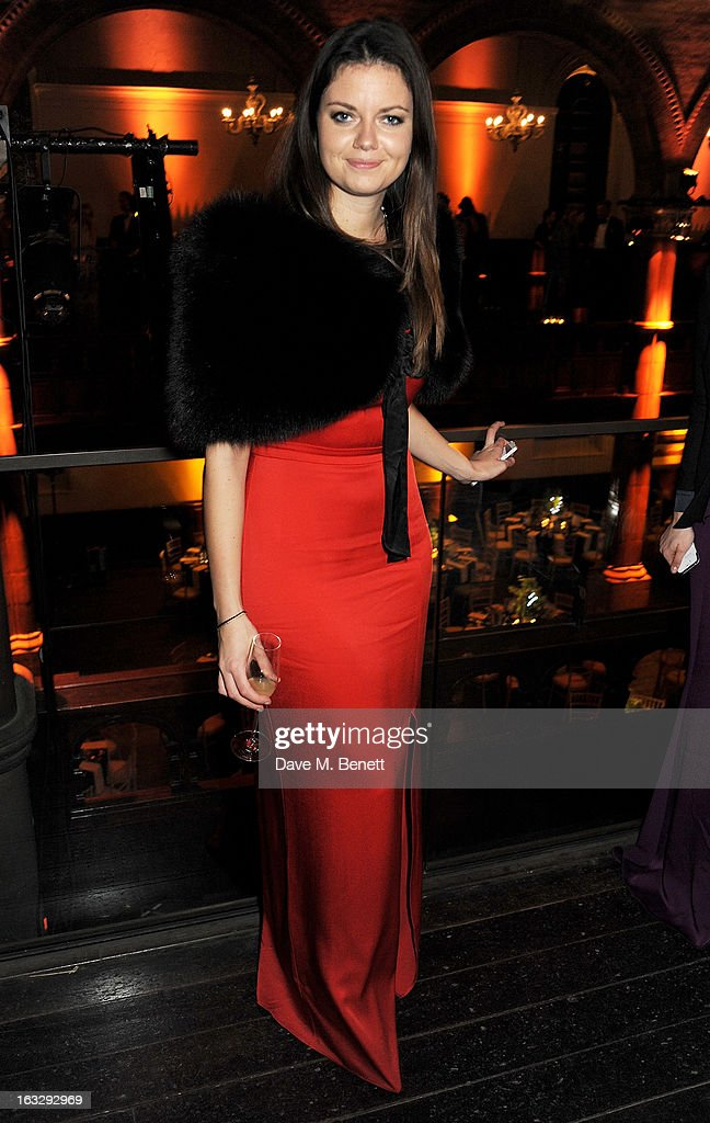 Natasha Rufus Isaacs attends The Jasmine Ball in aid of UNICEF's Children of Syria Emergency Appeal at One Mayfair on March 7, 2013 in London, England.