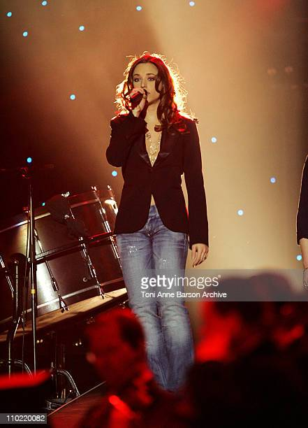 Natasha StPier during 2005 Night of the Proms at Bercy in Paris France