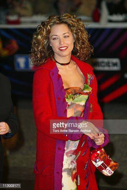 Natasha StPier during NRJ Music Awards 2003 Cannes Arrivals at Palais des Festivals in Cannes France