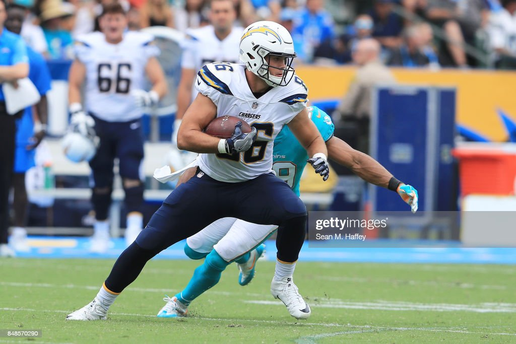 Miami Dolphins v Los Angeles Chargers