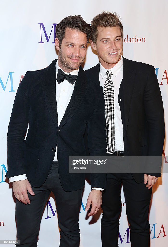 <a gi-track='captionPersonalityLinkClicked' href=/galleries/search?phrase=Nate+Berkus&family=editorial&specificpeople=4350268 ng-click='$event.stopPropagation()'>Nate Berkus</a> (L) and Jeremiah Brent attend 'Mama I Want To Sing' 30th Anniversary Gala Celebration at The Dempsey Theatre on March 23, 2013 in New York City.