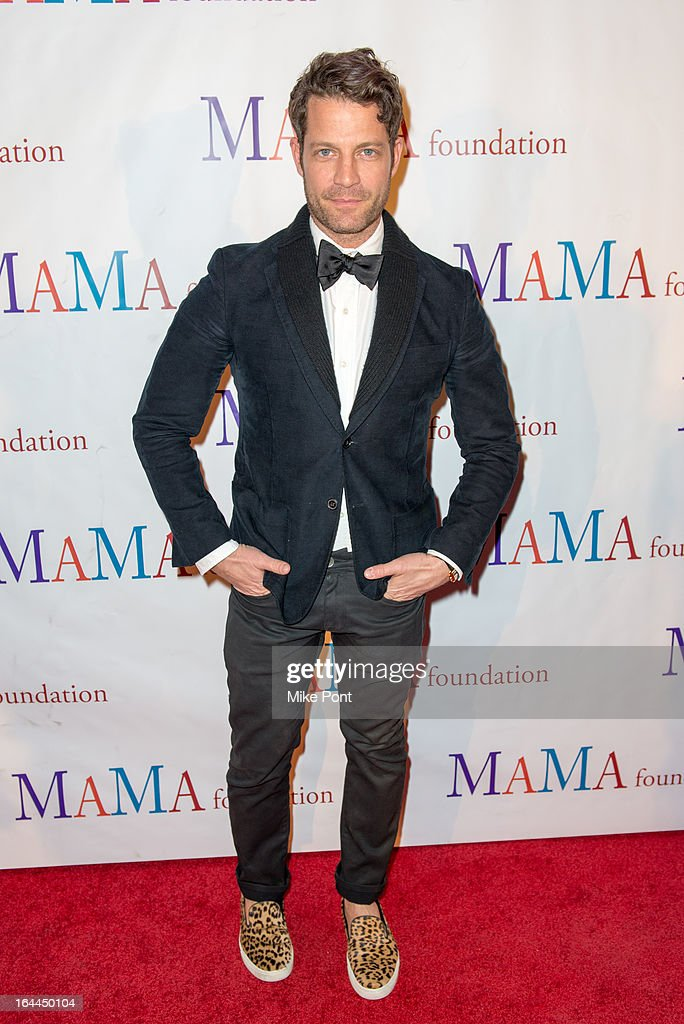 <a gi-track='captionPersonalityLinkClicked' href=/galleries/search?phrase=Nate+Berkus&family=editorial&specificpeople=4350268 ng-click='$event.stopPropagation()'>Nate Berkus</a> attends 'Mama I Want To Sing' 30th Anniversary Gala Celebration at The Dempsey Theatre on March 23, 2013 in New York City.