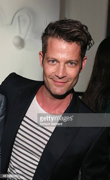 Nate Berkus attends TargetStyle in Vogue at Cedar Lake on September 9 2015 in New York City